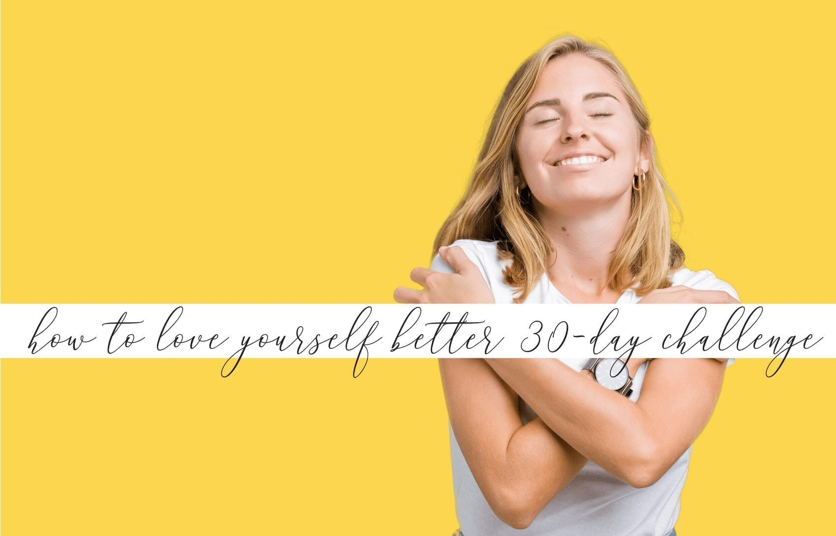 Need to take better care of yourself? I challenge you to 30 days of self-love! For the next 30 days, pamper yourself with this challenge!