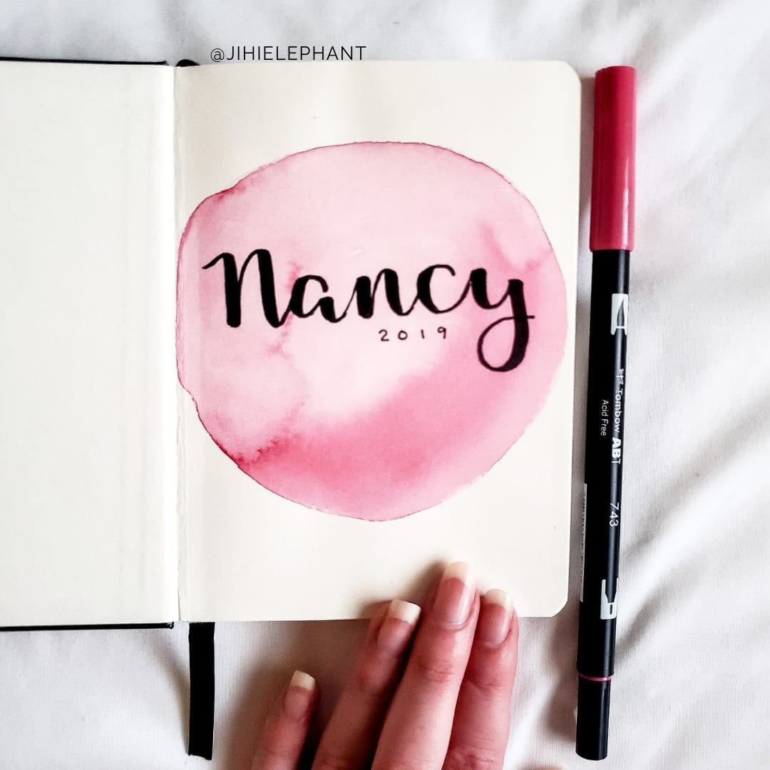 Nancy's Bullet Journal | Client Gallery