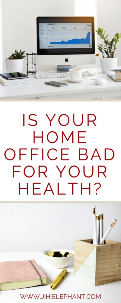 Is Your Home Office Bad for Your Health?