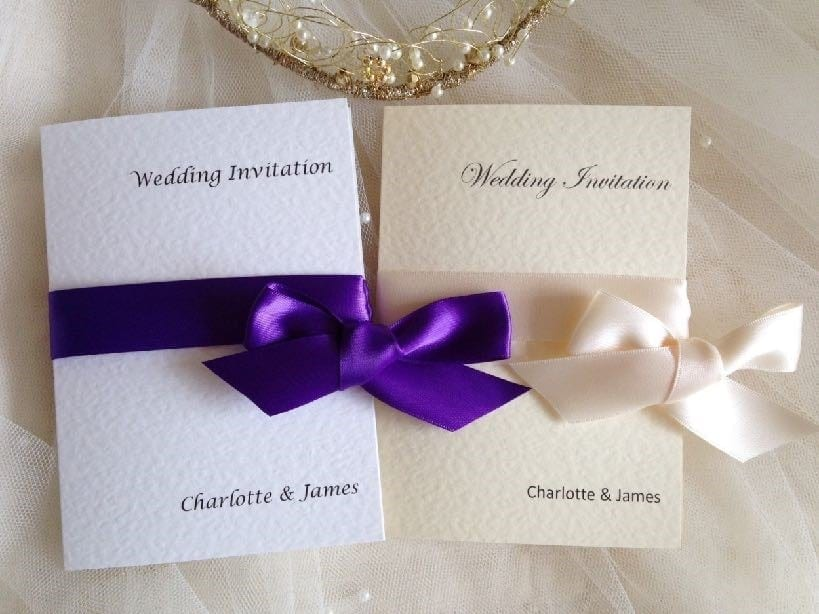 5 Wedding Invitation Ideas That Are Trending