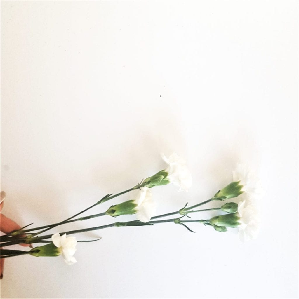 4 Ways to Improve Your Self-Esteem white flowers