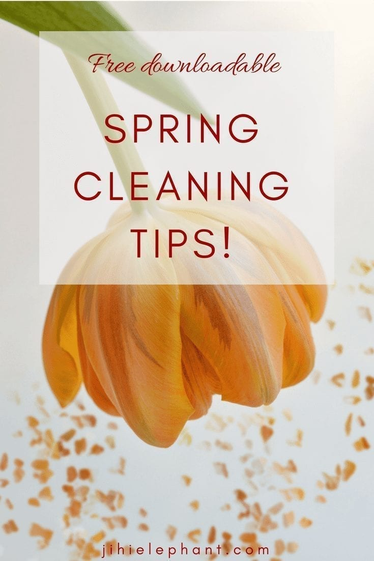 Spring Cleaning   A Guide to All the Little Places to Remember