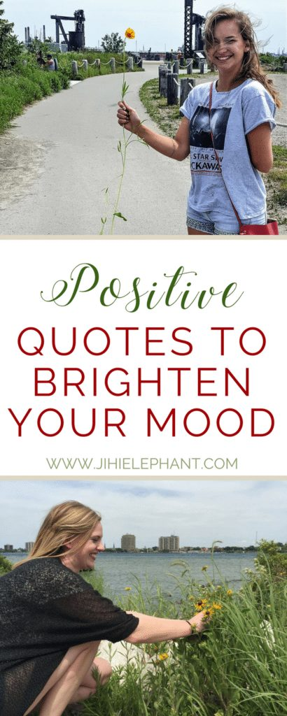 Positive Quotes to Brighten Your Mood