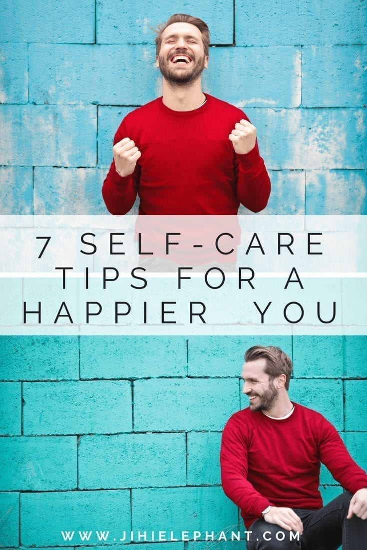 7 Self-Care Tips for A Happier and Satisfying Version of You