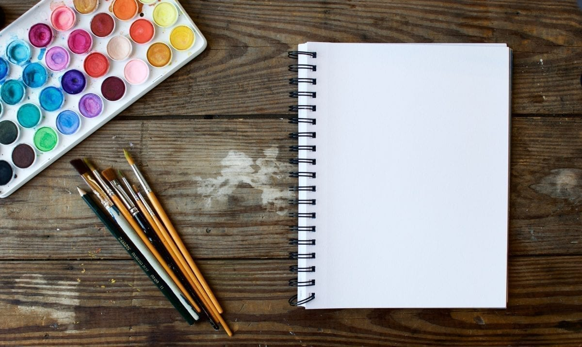 3 Ways to Use Art for Reconnecting to Yourself
