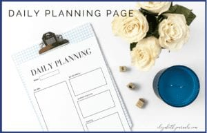 This basic daily planner includes a section to place the date and sections: 'To-Do,' 'Remember,' 'Appointments,' and 'Notes.' This planner is great for a busy student who doesn't have time for anything too detailed or complicated. The basic planner includes only the most essential sections for prime organization. Instantly download the PDF of this design once you purchase the listing. You will get one download to use immediately!