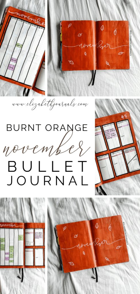 Autumn is in full swing and I wanted to celebrate with burnt orange, autumn leaf-colored spread. Keep reading to learn about my struggle and disappointment!