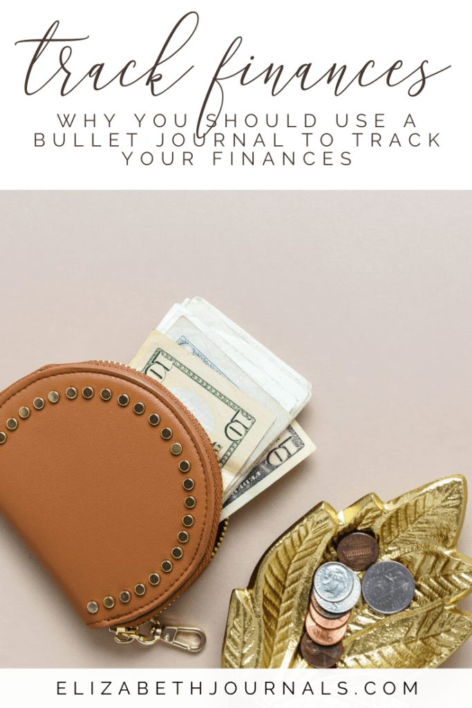 There are many things you can do to manage your finances better. Here are some ways a bullet journal can be useful when it comes to your finances.
